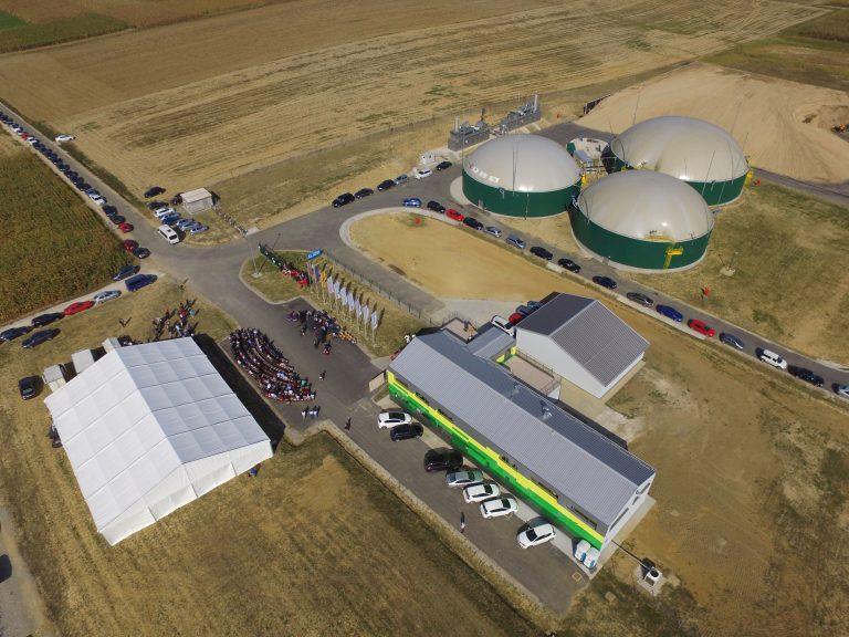 Otvorenje bioplinskog postrojenja u Gregurovcu