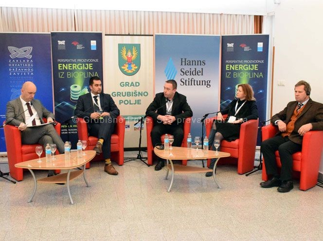 """8. veljače je održana konferencija """"Perspektive proizvodnje energije iz bioplina"""""""