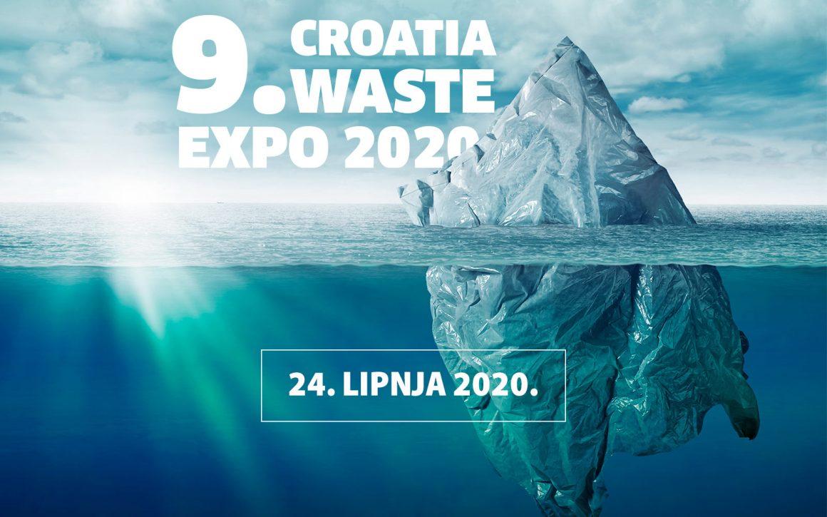 """""""Croatia Waste Expo 2020.""""  održao se 24. lipnja 2020."""